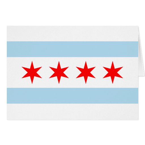 Chicago, United States Greeting Card
