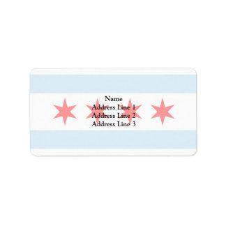 Chicago, United States Label