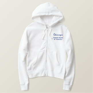 Chicago United States of America Hoodie