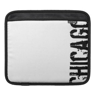 Chicago - Urban Style - iPad Sleeve