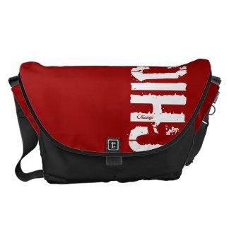 Chicago - Urban Style Messenger Bag