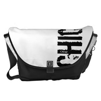 Chicago - Urban Style Courier Bags