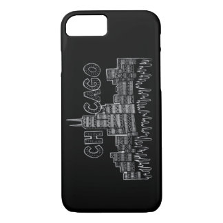 Chicago v2 iPhone 7 case