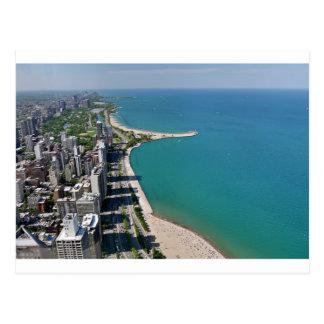 Chicago View.JPG Postcard