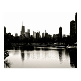 Chicago - Views from the Windy City Postcards