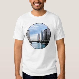 Chicago - visión desde el puente de la avenida de polera