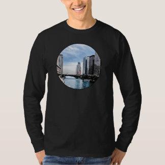 Chicago - visión desde el puente de la avenida de remeras