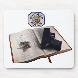 Chicago Warriors (The Book) Mouse Pad