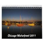 Chicago Waterfront 2011 Calendar