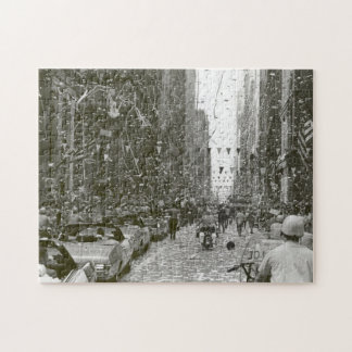 Chicago Welcomes the Apollo 11 Crew Jigsaw Puzzle