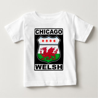 Chicago Welsh American Baby T-Shirt