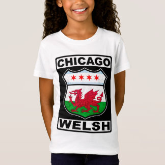 Chicago Welsh American T-Shirt