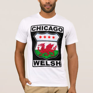 Chicago Welsh American Tee
