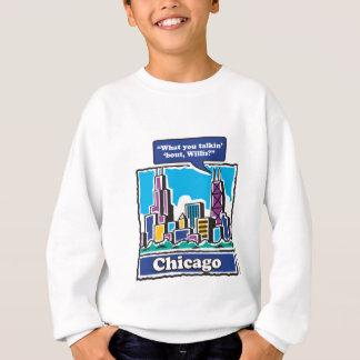 Chicago Willis/Sears Tower Sweatshirt