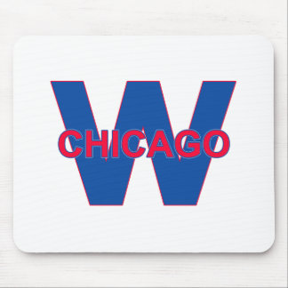 Chicago Win Mouse Pad