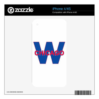 Chicago Win Skin For The iPhone 4S