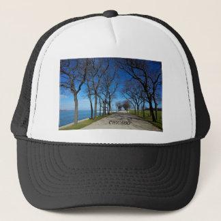 Chicago-Winter Trucker Hat