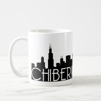 Chicago Winters Also Known As ChiBeria Coffee Mug