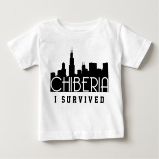 Chicago Winters Also Known As ChiBeria Infant T-shirt