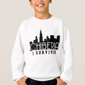 Chicago Winters Also Known As ChiBeria Sweatshirt