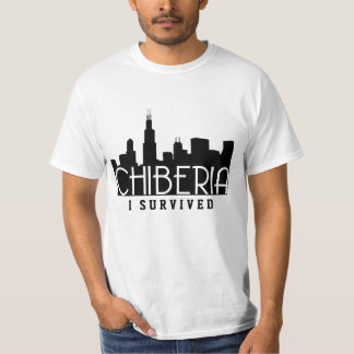 Chicago Winters Also Known As ChiBeria T Shirts