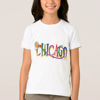 Chicago-With-SUn---KIDS T-Shirt