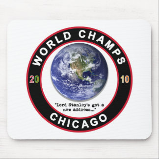 CHICAGO WORLD CHAMPS MOUSE PAD