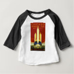 Chicago World Fair Vintage Baby T-Shirt