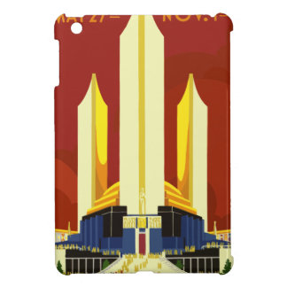 Chicago World Fair Vintage Cover For The iPad Mini
