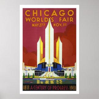 Chicago World s Fair Poster