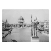 Chicago World's Fair - The White City 1893
