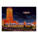 Chicago Worlds Fair 1933 Card