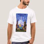 Chicago World's Fair 1934 Poster T-Shirt