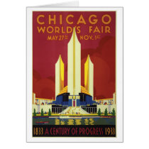 Chicago World's Fair Expo 1933