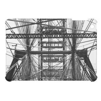 Chicago Worlds Fair Ferris Wheel iPad Mini Case