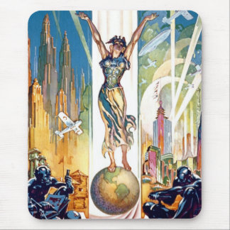 Chicago World's Fair Mouse Pad