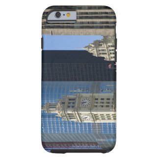 Chicago, Wrigley Building with Trump Hotel & Tough iPhone 6 Case
