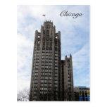 Chicago wrigley postal