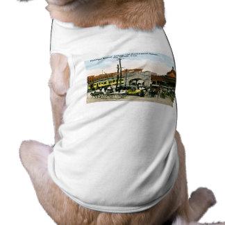 Chicago y ferrocarril del noroeste, Des Moines, Io Playera Sin Mangas Para Perro
