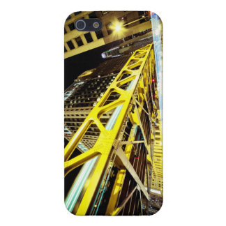 Chicago Zoom Cover For iPhone SE/5/5s