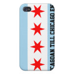 Chicagoan Covers For iPhone 4