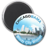 ChicagObama magnet