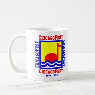 ChicagoFest at Navy Pier Chicago Illinois Classic White Coffee Mug