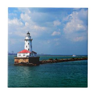 Chicago's Lighthouse Tile