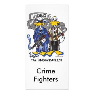 Chicago's Untouchables Card