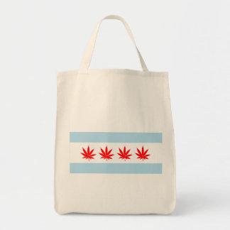 CHICAGROW TOTE BAG