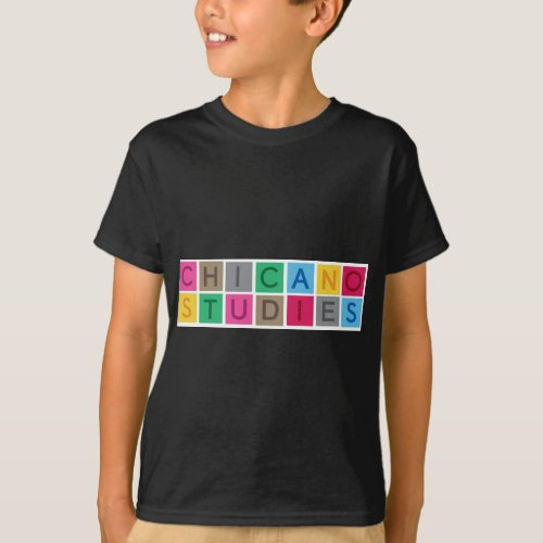 Chicano Studies T_Shirt