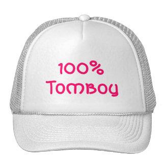 Chicas 100%, marimacho gorros bordados