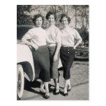 CHICAS 1957 DEL ENCANTO #47 POSTALES