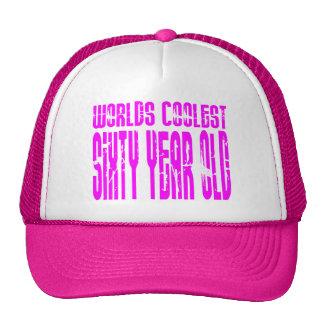 Chicas 60 años más frescos de los mundos de los gorras